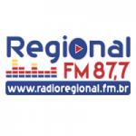 Logo da emissora Rádio Regional 87.7 FM