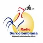 Logo da emissora Radio Surcolombiana 1060 AM