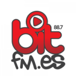 Logo da emissora Radio Bit 88.7 FM