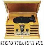 Logo da emissora Rádio Paulista Web