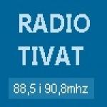 Logo da emissora Tivat  88.5 FM