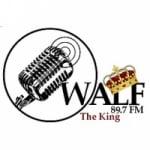 Logo da emissora WALF 89.7 FM