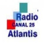 Logo da emissora Radio Atlantis 99.3 FM
