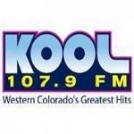 Logo da emissora Radio KBKL 107.9 FM