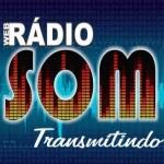 Logo da emissora Rádio Som e Vida