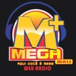 Logo da emissora Rádio Mega Mais