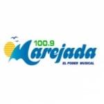 Logo da emissora Radio Marejada 100.9 FM