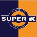 Logo da emissora Radio Super K 1200 AM