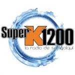 Logo da emissora Radio Super K 1200 AM