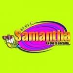 Logo da emissora Radio Samantha 89.9 FM