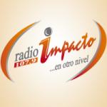 Logo da emissora Radio Impacto 107.9 FM