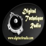 Logo da emissora Digital Technique Radio