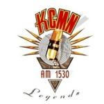 Logo da emissora KCMN 1530 AM