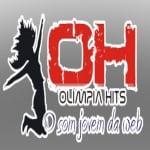 Logo da emissora Rádio Olímpia Hits