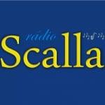 Logo da emissora Rádio Scalla