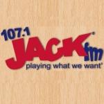 Logo da emissora Radio KDHT 107.1 FM