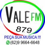 Logo da emissora Rádio Vale 87.9 FM