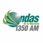 Logo da emissora Radio Ondas de la Montaña 1350 AM