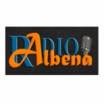 Logo da emissora Albena 97.5 FM
