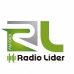 Logo da emissora Radio Lider 106.9 FM