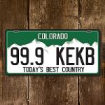 Logo da emissora Radio KEKB 99.9 FM