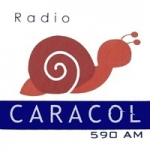 Logo da emissora Radio Caracol 590 AM