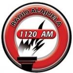 Logo da emissora Radio Alajuela 1120 AM