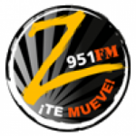 Logo da emissora Radio Zeta 95.1 FM
