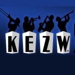 Logo da emissora KEZW 1430 AM