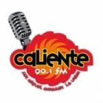 Logo da emissora Radio Caliente 90.1 FM