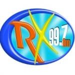 Logo da emissora Radio RX 99.7 FM