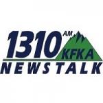 Logo da emissora Radio KFKA 1310 AM
