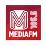 Logo da emissora Media 105.5 FM