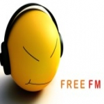 Logo da emissora Rádio Free FM Goiânia
