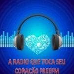 Logo da emissora Rádio Free FM