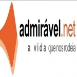 Logo da emissora Rádio Admirável.net