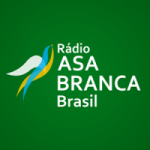 Logo da emissora Rádio Asa Branca Brasil