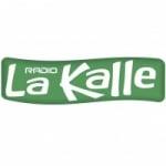 Logo da emissora Radio La Kalle 96.1 FM