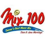Logo da emissora Radio KIMN 100.3 FM