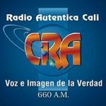 Logo da emissora Radio Auténtica 660 AM