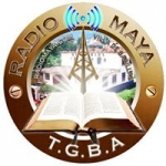Logo da emissora Radio Maya 94.5 FM