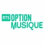 Logo da emissora Option Musique 90.8 FM