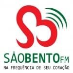 Logo da emissora Rádio São Bento 88.5 FM