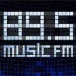 Logo da emissora Music 89.5 FM