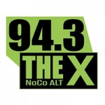 Logo da emissora Radio KMAX 94.3 FM