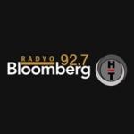 Logo da emissora Radio Bloomberg HT 92.7 FM