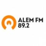 Logo da emissora Radio Alem 89.2 FM