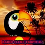 Logo da emissora Rádio Clube Tropical