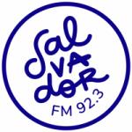 Logo da emissora Rádio Salvador 92.3 FM