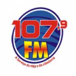 Logo da emissora Rádio Monte Roraima 107.9 FM